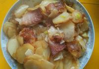 回鍋肉土豆片
