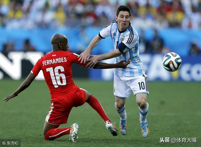五點不同註定梅西能拉動巴薩卻無力拯救阿根廷