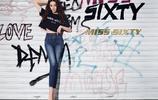 迪麗熱巴品牌代言,胸以下都是腿?精緻小蠻腰?逆天大長腿?