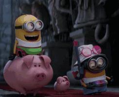 《神偷奶爸3》小黃人的賣萌逗趣也拯救不了小黃奶爸的疲憊