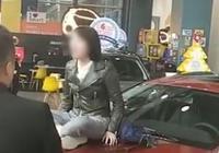 """澎湃新聞:西安""""奔馳車主哭訴維權""""後續:涉事車輛已被封存等待檢測"""