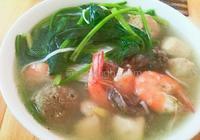 牛肉麵條湯