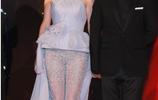 梁朝偉劉嘉玲夫婦亮相活動博眼球,劉嘉玲的裙子成為全場焦點
