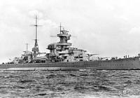 剛下水的新銳戰艦竟被自家產的老炮擊沉了?布呂歇爾號重巡被坑記