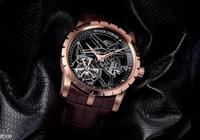 超酷炫腕錶羅傑杜彼——圓桌騎士腕錶