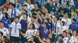 天津球迷看臺對噴 真正的津門德比在這裡?