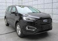 福特新款銳界外觀更清秀,上海車展亮相