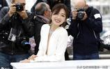 萬茜戛納電影節展現清純中國風,青春風采獲媒體點贊