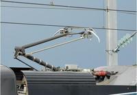 高鐵速度如此快,上面的電線不會被磨斷?看完漲知識了