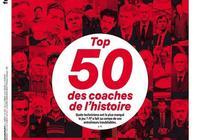 外媒評史上50大教練:弗格森第二瓜迪奧拉前五,裡皮排名第16!