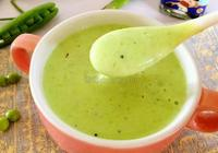 豌豆蘆筍濃湯
