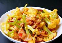 花菜炒肉是先炒花菜還是先炒肉 很多人都搞錯了難怪炒的不好吃