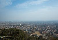 實拍尼泊爾首都加德滿都,滿大街的髒亂差,還不如中國的小縣城