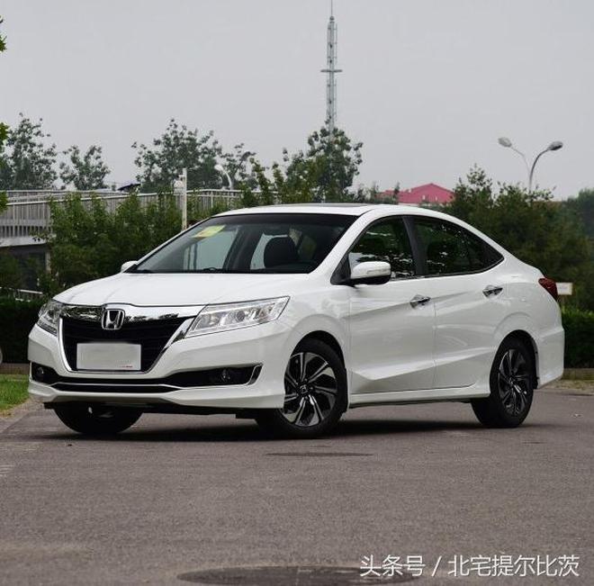 本田凌派7月銷量穩中有升,位列轎車銷量榜第37