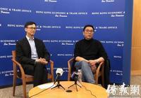 香港名導演關錦鵬與舊金山華媒分享心得
