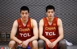 中國男籃藍隊公開訓練 杜鋒率眾將輕鬆備戰隊內氣氛佳