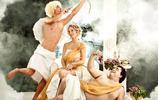 伊甸園,亞當,夏娃,天使,丘比特