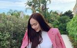 鄭秀妍最新私服造型合輯,白富美日常穿搭指南,每一套都好好看