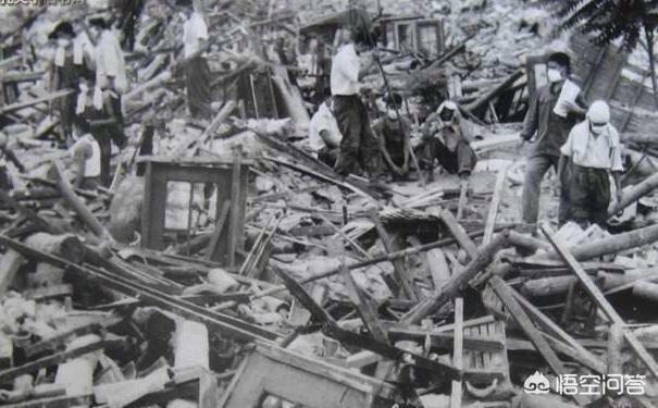 關於1976年唐山大地震你有什麼回憶,你身邊有大地震的親歷者嗎?