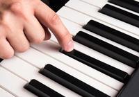 如果沒有鋼琴和電鋼琴,該怎麼自學鋼琴?
