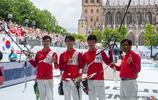 射箭——中國隊首奪射箭世錦賽男團冠軍