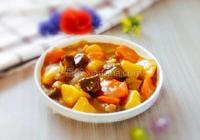 咖喱土豆牛肉湯
