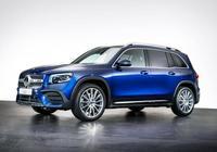 為什麼說GLB成最超值豪車?最獨特奔馳7座SUV,這次真買得起