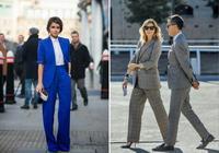 """30~40歲女人別穿太""""花"""",今年流行這4種衣服,簡約舒適又顯氣質"""