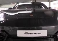 2019款保時捷帕納梅拉Turbo S到店實拍!最大馬力近700匹
