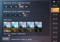 和平精英:極限幀幅,HDR高清?打開效果後是另外一個遊戲了