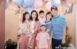 董璇大晒女兒生日照,穿粉色套裝與李小璐關悅罕見合影