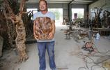 魯北農村大哥花10多萬元建房子賣稀罕物,店內人多,年銷近百萬元