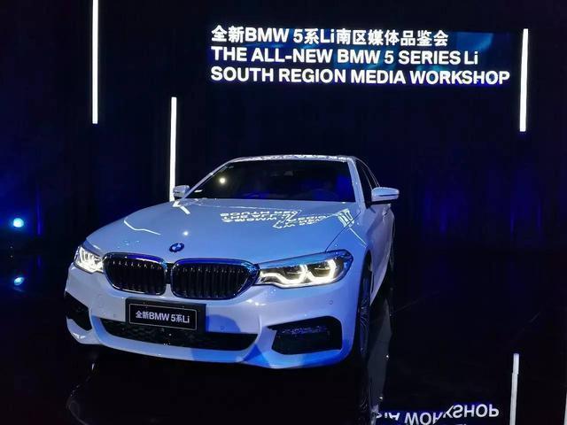 沒有顏值的全新寶馬5系,可能是最有料的BMW