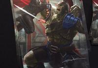 《雷神3:諸神黃昏》曝光大量新圖 雷神怒劈綠巨人