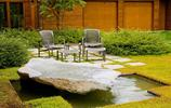 水景合集:好庭院怎麼能沒有好景緻呢,活躍氛圍庭院水景必不可少