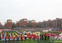 衡陽縣中小學生田徑運動會開幕
