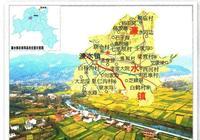 中國鄉鎮:曾在北魏設縣,南鄭糧油基地鎮之一——陝西南鄭濂水鎮