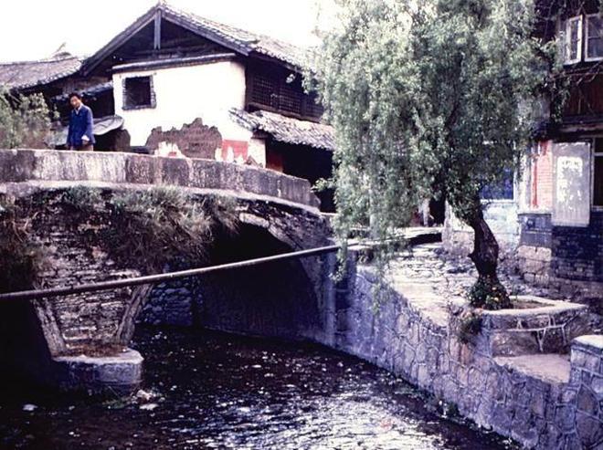 老城記憶:上世紀未開發前的麗江古城