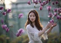 人像攝影:洛陽隋唐春天,夢裡花間