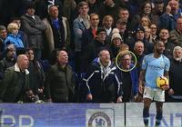 拉希姆·斯特林在比賽中遭到切爾西球迷的種族辱罵