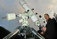 索尼單反相機拍攝月球
