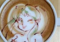超強咖啡師,把寵物拉成花,自己動手鸚鵡鳥類小兔子都不放過