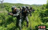 武警吉林總隊錘鍊反恐實戰能力