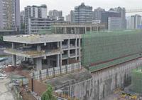 重慶軌道環線謝家灣站裝修完成40%  預計8月底完工
