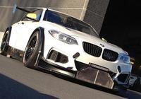 BMW M235i Racing Cup5.0L V8變種版