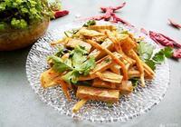 涼拌腐竹豆乾的做法
