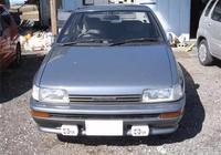 我們的夏利原型車,大發Charade轎車!