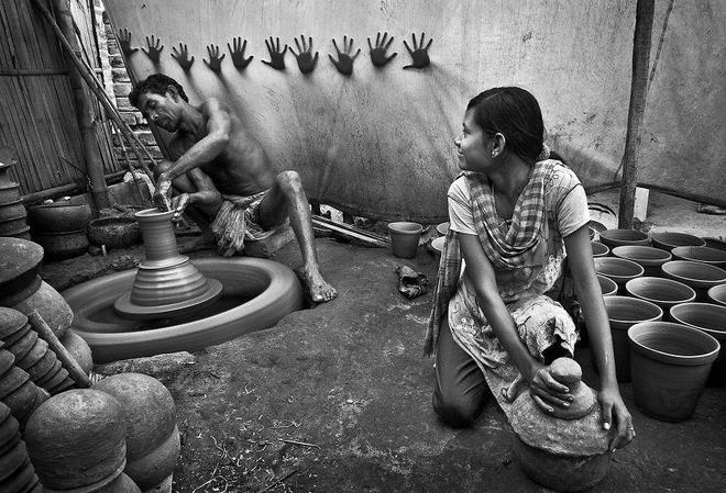 這組獲獎攝影作品,拍攝都是勞動者,請尊重身邊的每一個勞動人民