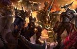 必須收藏-英雄聯盟暗裔劍魔高清原畫
