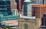 受歡迎的巴爾的摩市的城景,美國馬里蘭州的巴爾的摩-馬里蘭